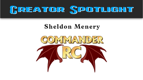 Creator Spotlight: Sheldon Menery