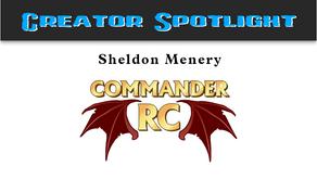 Creator Spotlight: Sheldon Menery