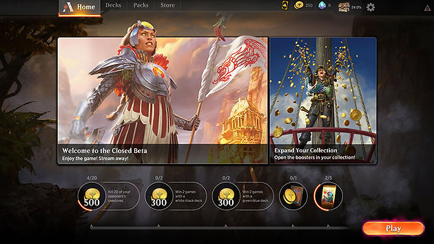Magic: The Gathering Arena enters new beta phase on 3/22/18