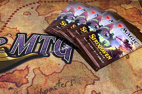 Strixhaven: School of Mages Japanese Set Booster Pack