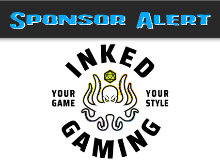 Inked Gaming Returns As a Two-time Sponsor!