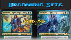 Strixhaven - Previews Have Begun!