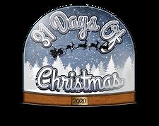 31 Days of Christmas Logo