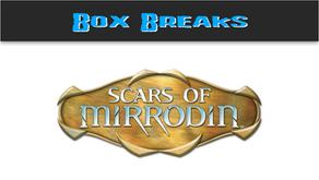 Scars of Mirrodin Box Break!