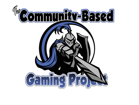 The Community-Based Gaming Project Launches!