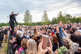 Lauri Tähkä, Suomipop -festarit