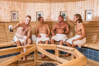 Kontiopesän sauna
