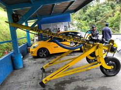 Wagon Drill Airmobil 432 HD