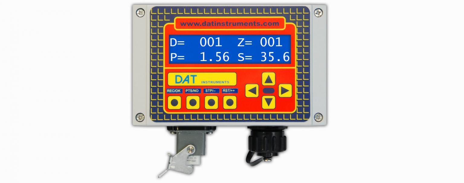 Datalogger para micropiloteadora