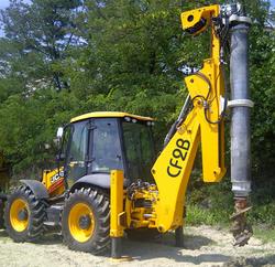 Accesorio para Excavadora Tescar