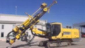 rack drills usados, track drills neumaticos usados, flexiroc usado, track drill atlas copco usado, track drill sandvik usado, track drill tamrock usado, perforadoras para canteras, tamrock ranger usado, atlas copco usado