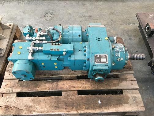 Top Hammer Eurodrill 4008 Usado, martillo eurodrill usado