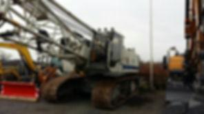 Crane liebherr hs845 hd used, grua liebherr hs 845 hd usada colombia
