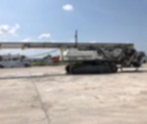 Piloteadora silmc r 620 usada, soilmec r620, used piling rig soilmec R620