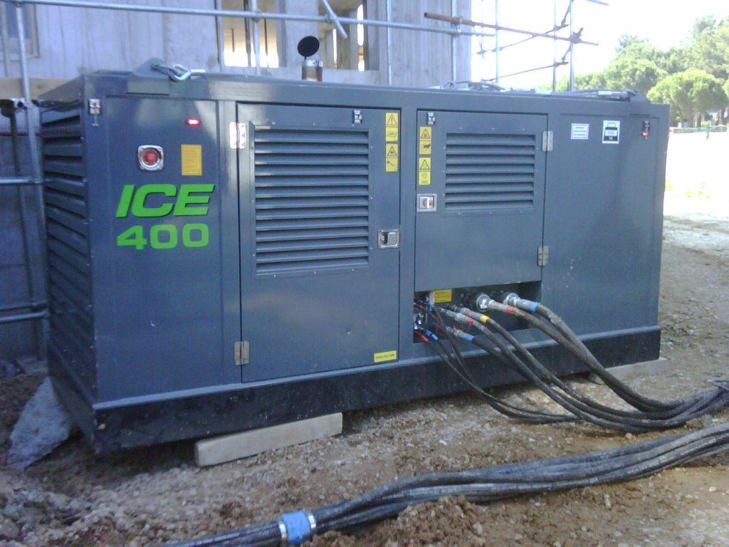 Unidades de Potencia ICE