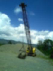 PALADRAGA USADA COLOMBIA, paladraga 25 tons colombia