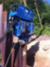 Martillo vibrador ICE usado, martillo vibrador usado colombia