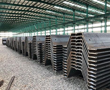 Stock de tablaestacas