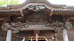 高部屋神社1
