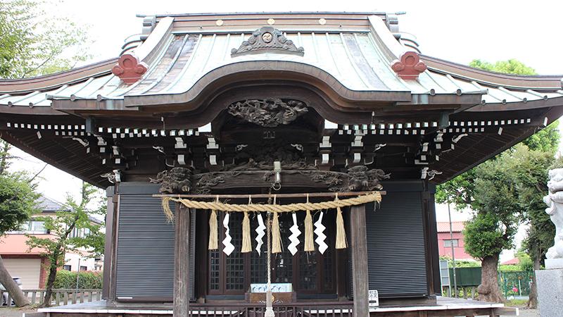 海老名諏訪神社