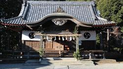 上柏屋神社1