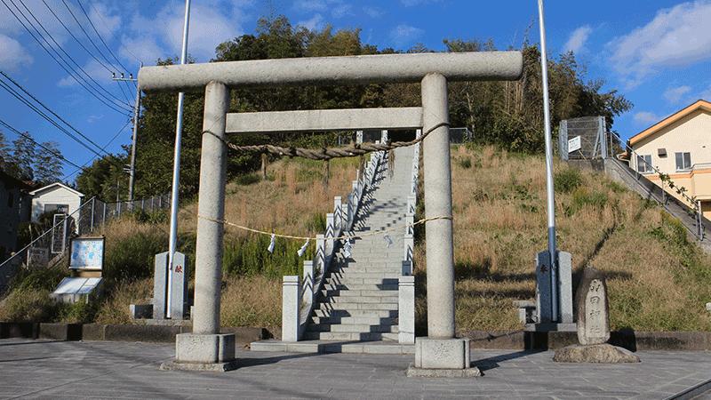 山田神社1