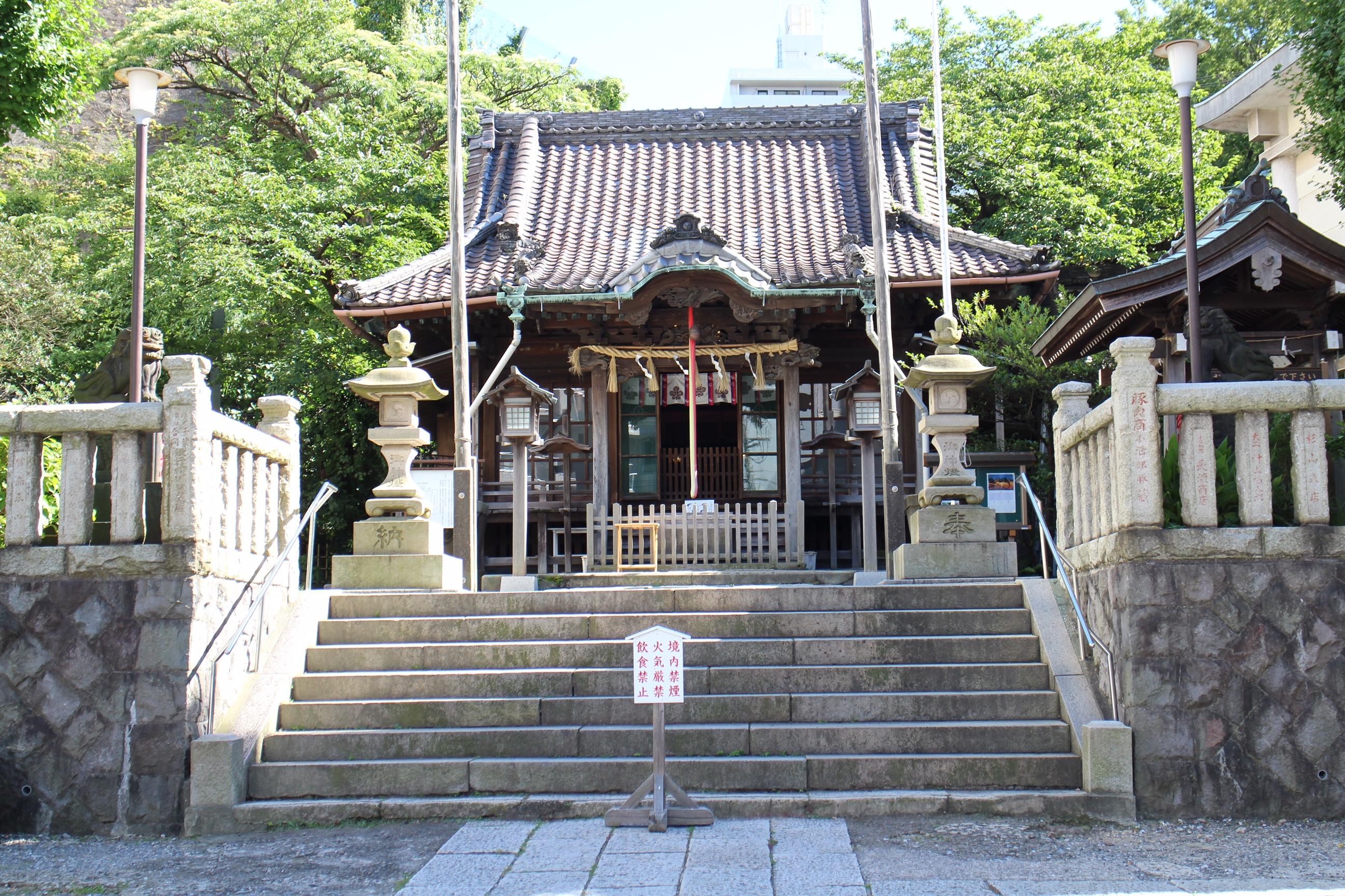 横須賀諏訪神社