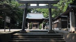 平塚北金目神社1