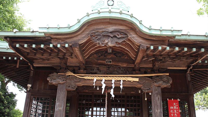 戸田八幡神社1