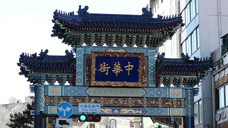 朝陽門(東)