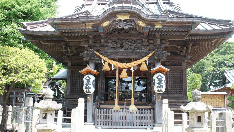 八王子神社1