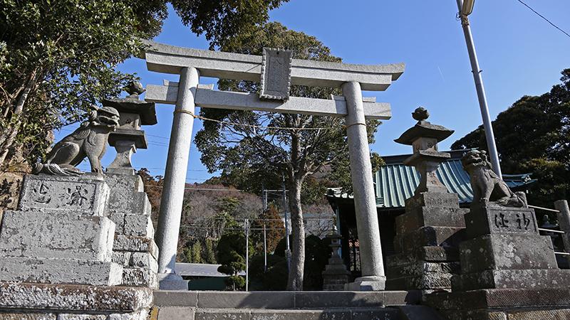 八雲神社・山ノ内