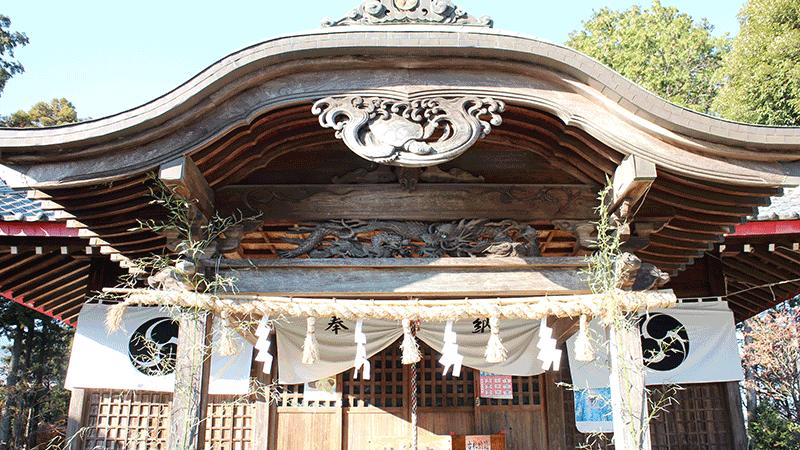 上柏屋神社2