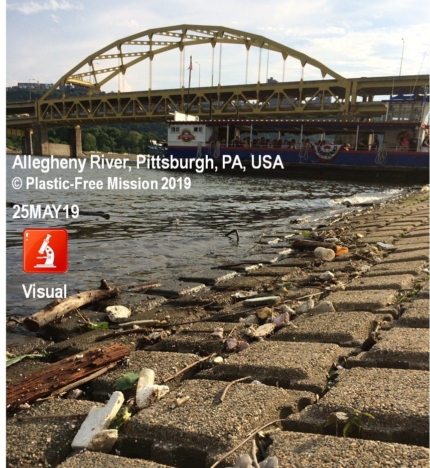 Allegheny River @ PNC Park, Pittsburgh, PA