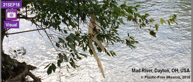 Mad River @ Eastwood Pk, Dayton, OH