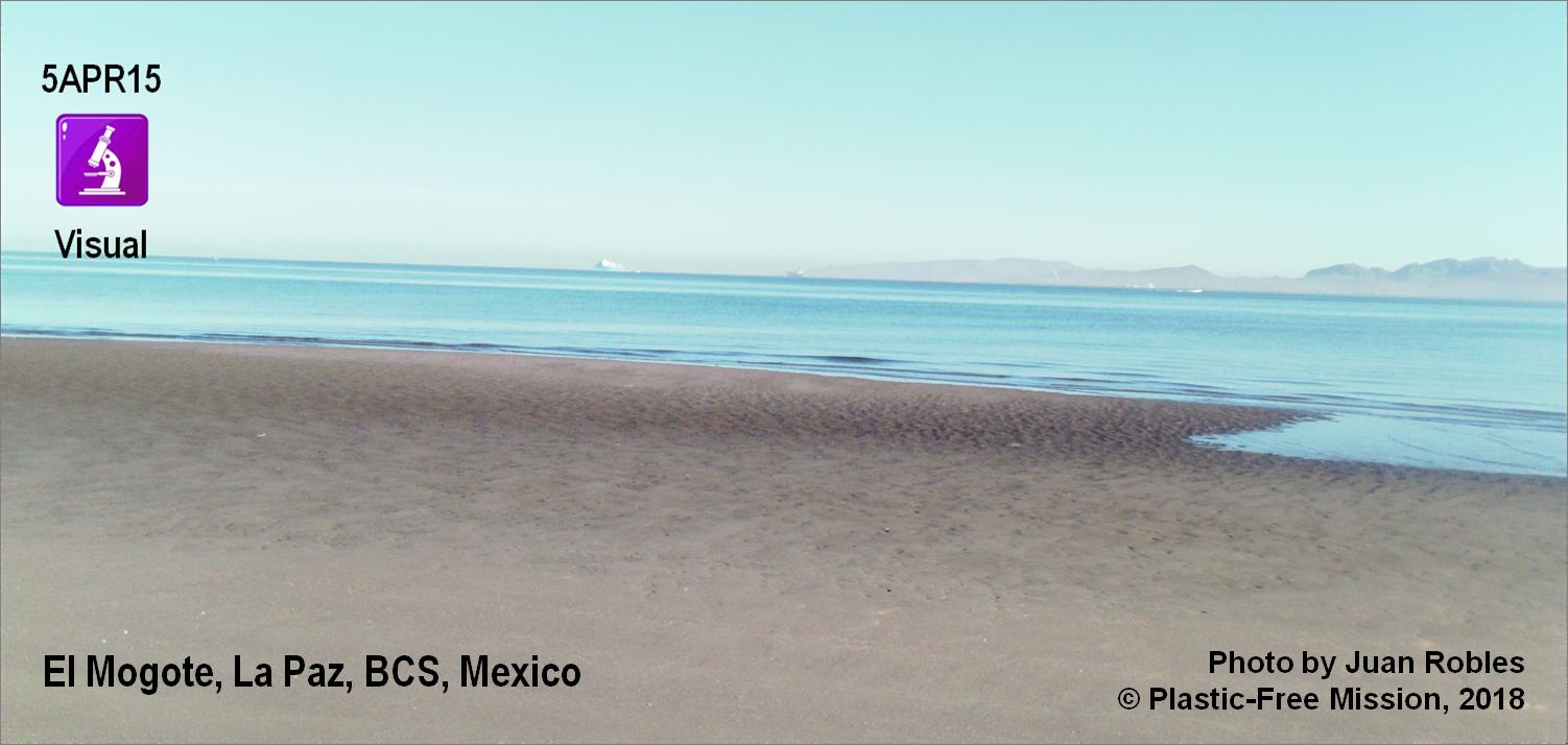 Playa del Mogote a Paraiso del Mar, La Paz, BCS, Mexico