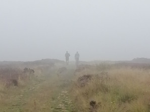 Ravens in the Mist - Tackling the Lyke Wake Walk