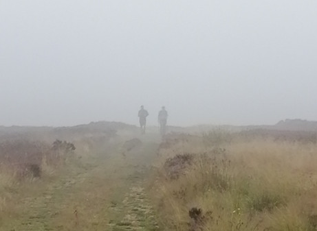 Ravens in the Mist - Tackling the Lyke Wake Walk