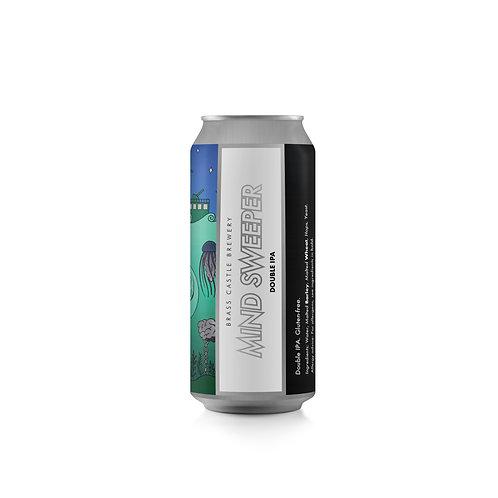 BRASS CASTLE - Mind Sweeper 10% (Double IPA)