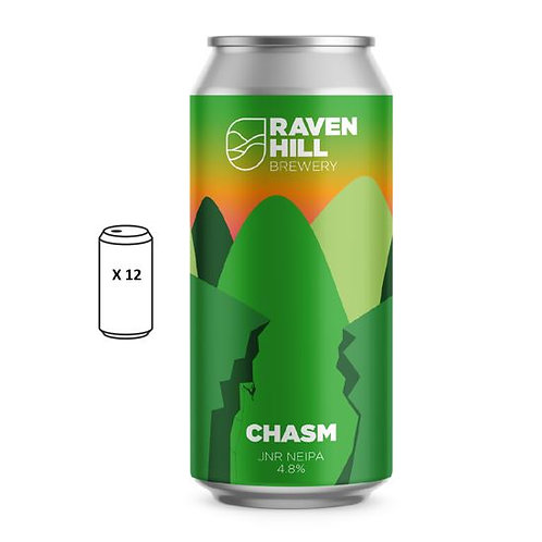Chasm - New England IPA 4.8% (Box of 12)