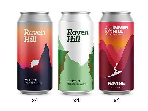 Mixed Box (12 cans)