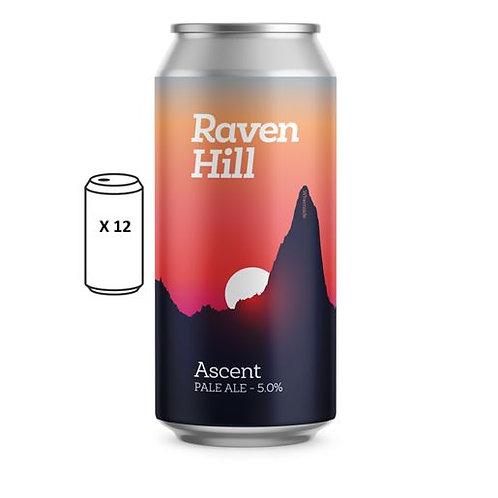 Case of 12 Ascent (Pale Ale) 5.0%