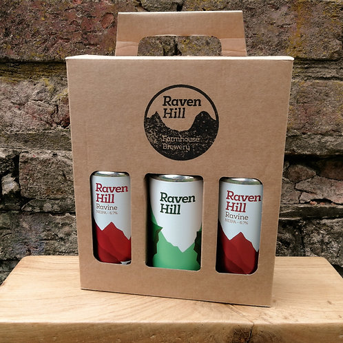 Trial Box - New England IPAs