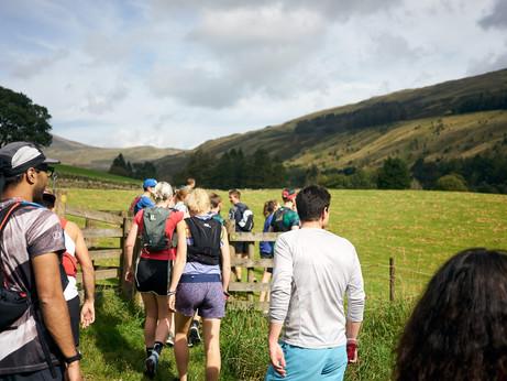 Lake District Trail Running