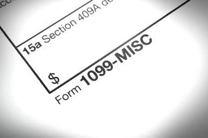 Who Must Receive Form 1099-MISC?