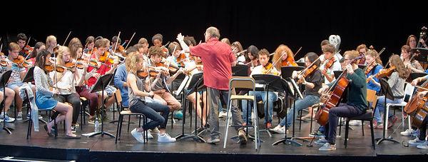Suzuki String Orchestra