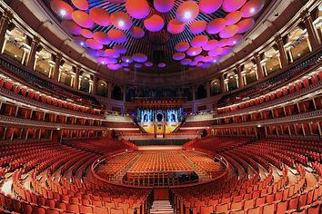Inside the Royal Albert Hall