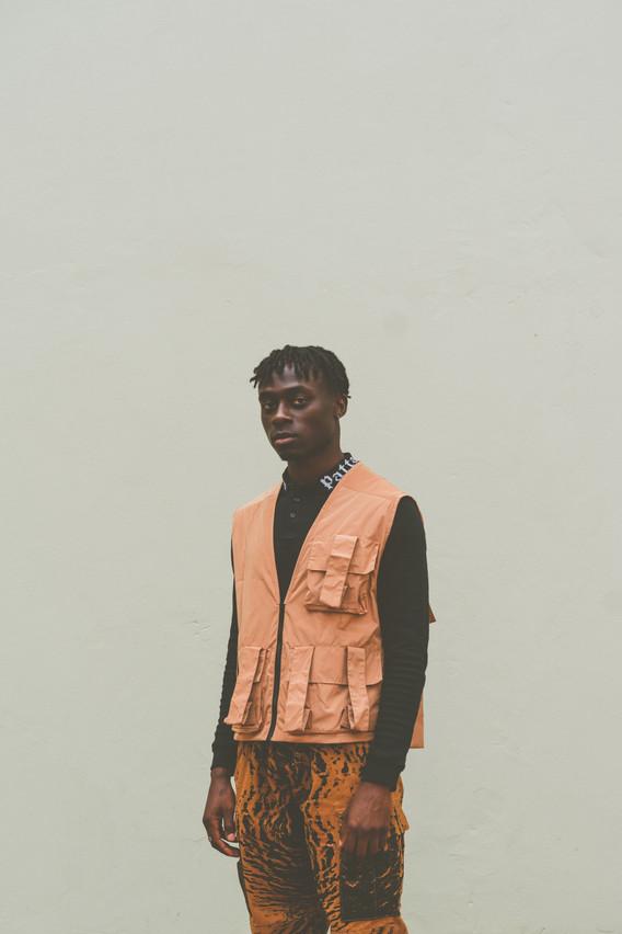 Stylist: Skylar Hamiton Wearing: Patta, A Cold Wall