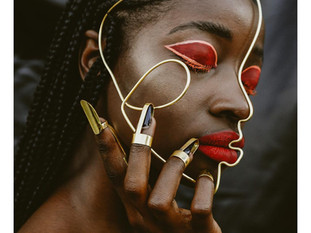 Exploration of Contemporary African Jewels: the story of Tracy and Sarraounia