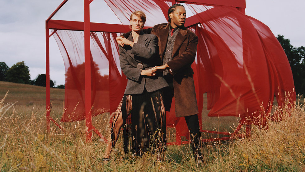 Farfetch Open Doors Campaign - Image Cou